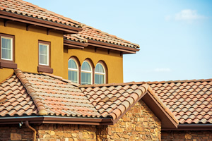 New Tile Roof on Custom Luxury Home In Fountain Hills