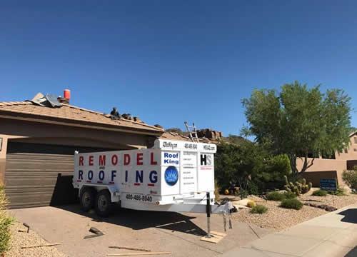 Scottsdale Tile Roof Repair