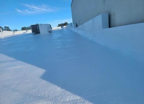 Commercial Spray Polyurethane Foam