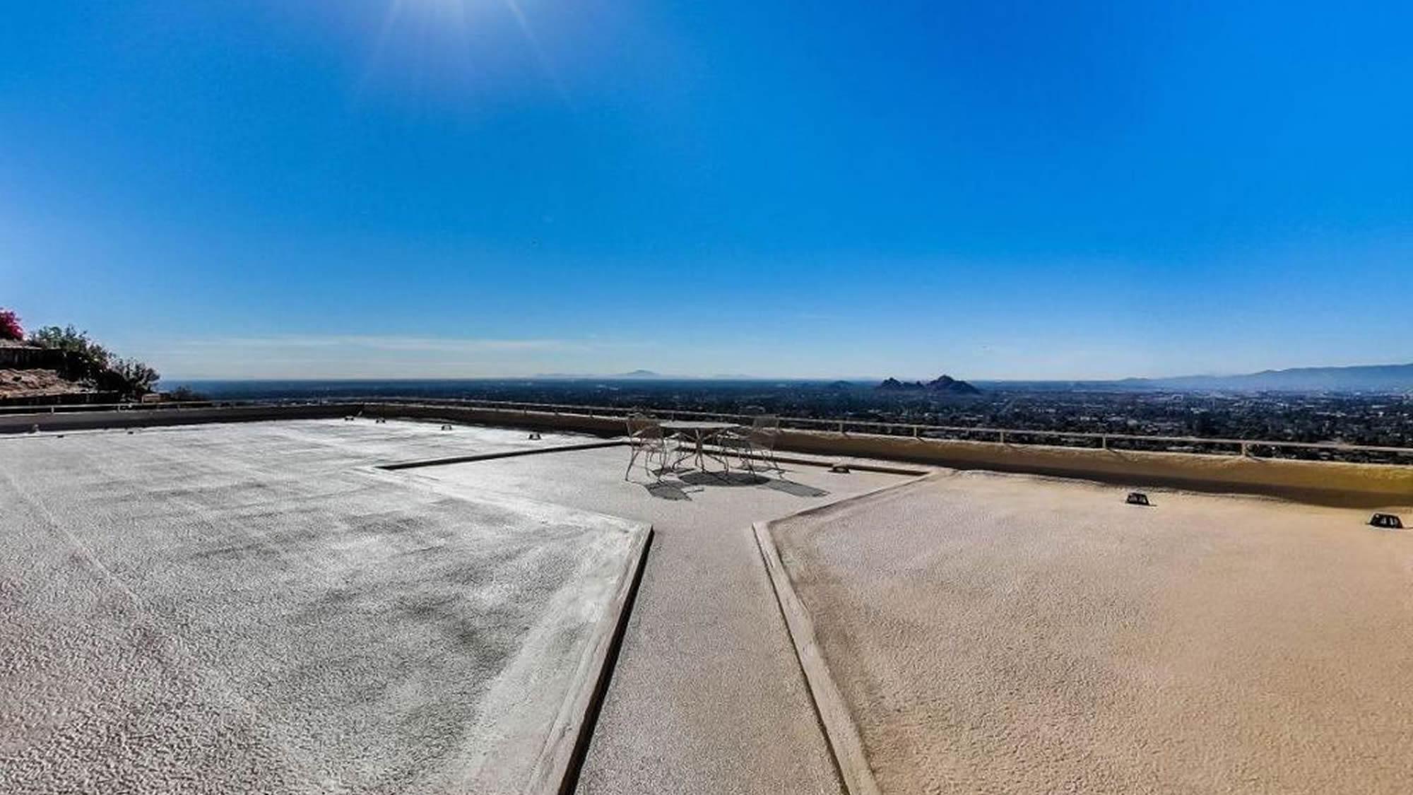 Scottsdale Rooftop Deck